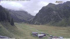 view from Val di Rèzzalo NE on 2017-09-11