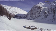 view from Val di Rèzzalo NE on 2018-01-20