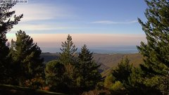 view from Kings Mountain on 2017-12-11