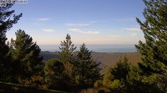 view from Kings Mountain on 2017-12-18