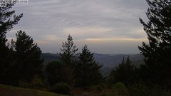 view from Kings Mountain on 2017-12-24
