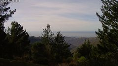 view from Kings Mountain on 2017-12-29
