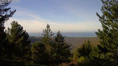 view from Kings Mountain on 2018-01-12