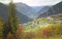 view from Verbier2 on 2017-10-12