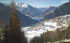 view from Verbier2 on 2017-12-05