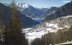 view from Verbier2 on 2017-12-06