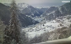 view from Verbier2 on 2017-12-13