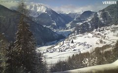view from Verbier2 on 2017-12-15