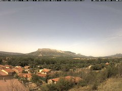 view from Meteo Hacinas on 2017-07-18