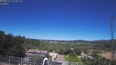 view from Agres - Bonell, el Comtat on 2017-05-01