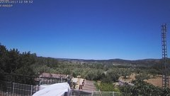 view from Agres - Bonell, el Comtat on 2017-05-22