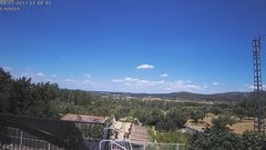 view from Agres - Bonell, el Comtat on 2017-07-08