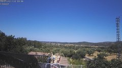 view from Agres - Bonell, el Comtat on 2017-07-16