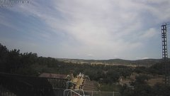 view from Agres - Bonell, el Comtat on 2017-07-17
