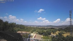 view from Agres - Bonell, el Comtat on 2017-07-20