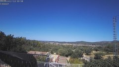view from Agres - Bonell, el Comtat on 2017-09-14