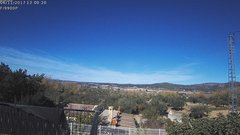 view from Agres - Bonell, el Comtat on 2017-11-06