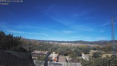 view from Agres - Bonell, el Comtat on 2017-11-11