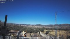 view from Agres - Bonell, el Comtat on 2017-12-04