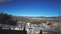 view from Agres - Bonell, el Comtat on 2018-01-12
