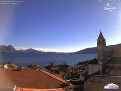 view from Baveno on 2017-11-30