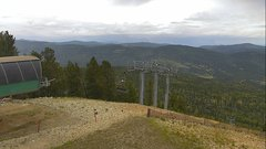 view from Angel Fire West View on 2017-09-11