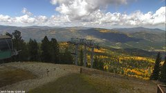 view from Angel Fire West View on 2017-10-06