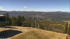 view from Angel Fire West View on 2017-10-13