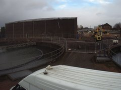 view from Dalmarnock 2 on 2018-01-22
