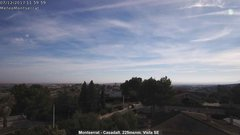 view from Montserrat - Casadalt (Valencia - Spain) on 2017-12-07