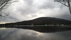 view from Neal Pond on 2017-11-29