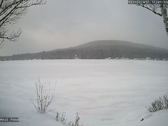 view from Neal Pond on 2017-12-16