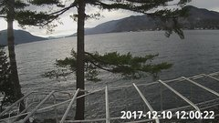 view from Bluffhead Hullets Landing, NY on 2017-12-10