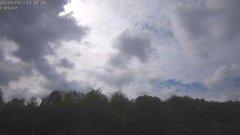 view from MeteoLive webcam SEREMANGE ERZANGE FR57 on 2017-04-22