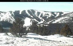 view from 5 - All Mountain Cam on 2018-01-15