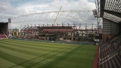 view from Hearts FC 1 on 2017-06-22