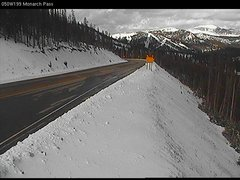 view from Highway 50 Road Conditions on 2017-11-06