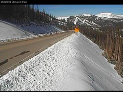view from Highway 50 Road Conditions on 2017-11-09