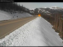 view from Highway 50 Road Conditions on 2017-11-12
