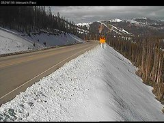 view from Highway 50 Road Conditions on 2017-11-16