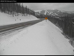 view from Highway 50 Road Conditions on 2017-11-17