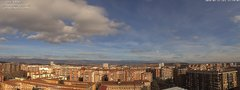 view from LOGROÑO SUR on 2018-01-22