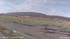 view from Mifflin County Airport (west) on 2017-11-20