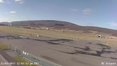 view from Mifflin County Airport (west) on 2017-12-01