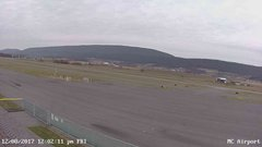 view from Mifflin County Airport (west) on 2017-12-08