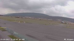 view from Mifflin County Airport (west) on 2017-12-10