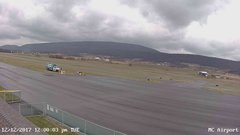 view from Mifflin County Airport (west) on 2017-12-12