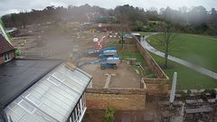 view from RHS Wisley 1 on 2018-01-15