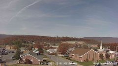 view from Highland Park Hose Co. #1 on 2017-11-20
