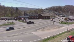 view from Electric Avenue - Lewistown on 2018-04-30